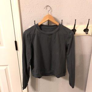 LULULEMON Long Sleeve tshirt Size 6